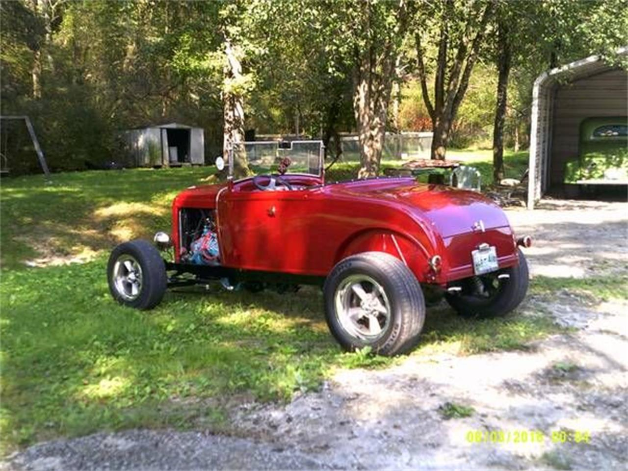 Large Picture of '31 Roadster - OSK3