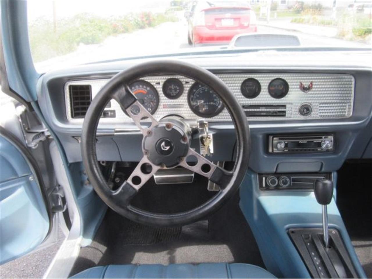Large Picture of '76 Firebird Trans Am - OSKZ