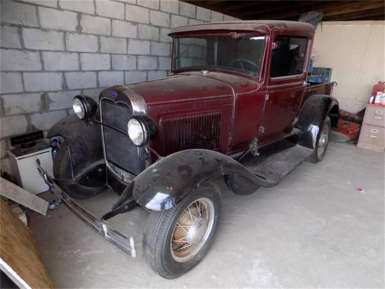Large Picture of '30 Pickup - OSML