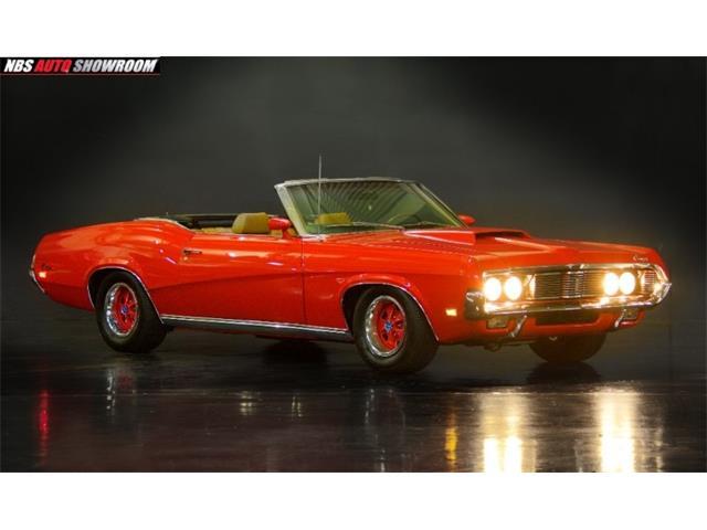 Picture of '69 Cougar - OSOJ
