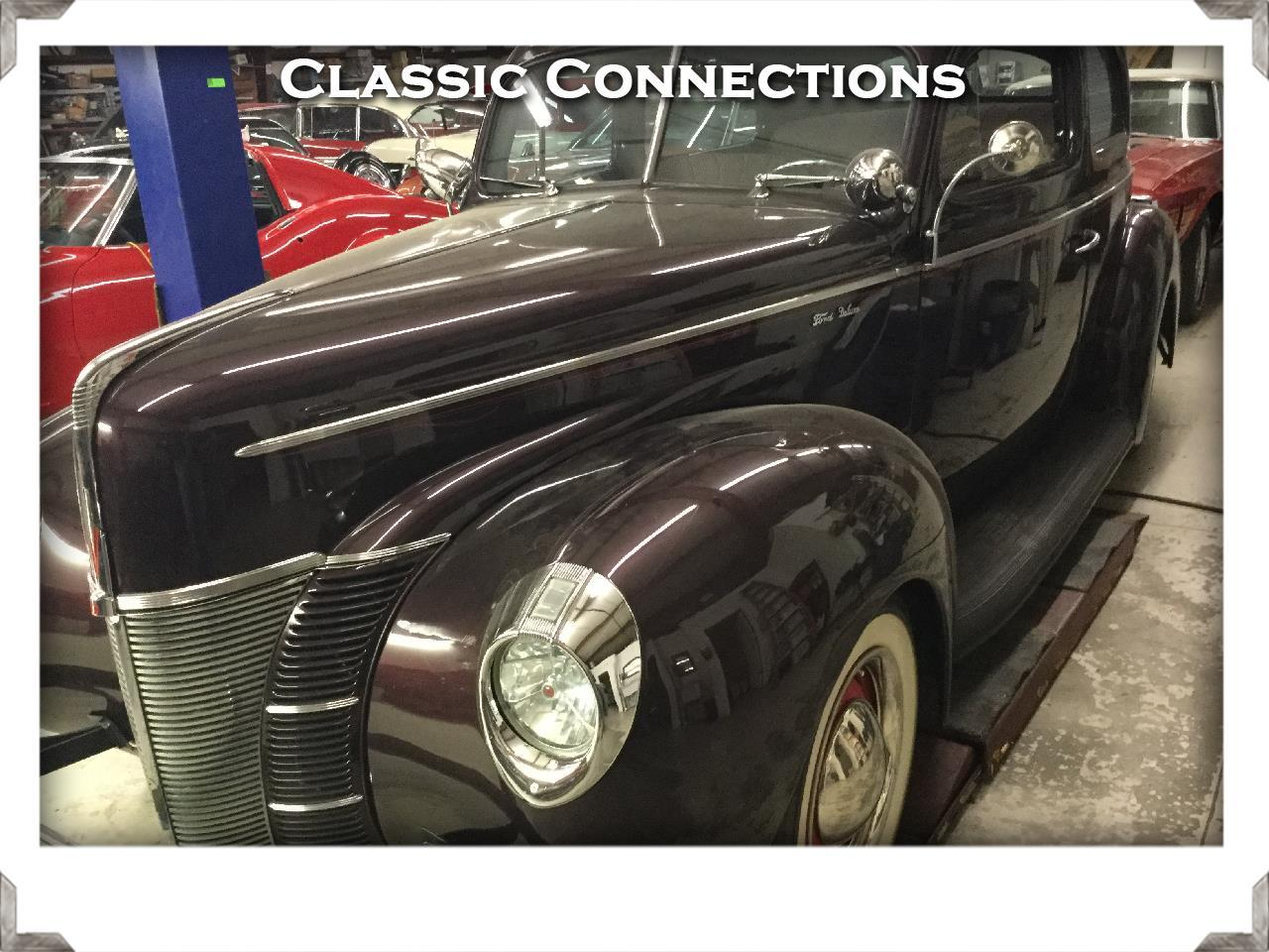 Large Picture of '40 2-Dr Coupe - OSOZ