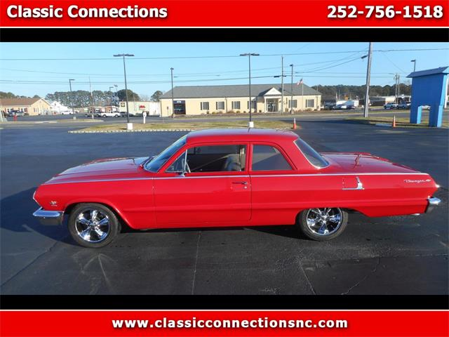 Picture of Classic '63 Chevrolet Biscayne located in North Carolina - $29,995.00 - OSP0