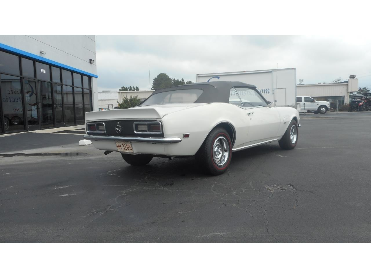 Large Picture of '68 Camaro SS - OSP1