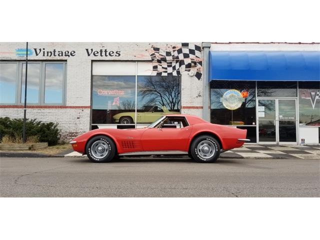 Picture of '70 Corvette located in N. Kansas City Missouri - $49,850.00 - OSPI