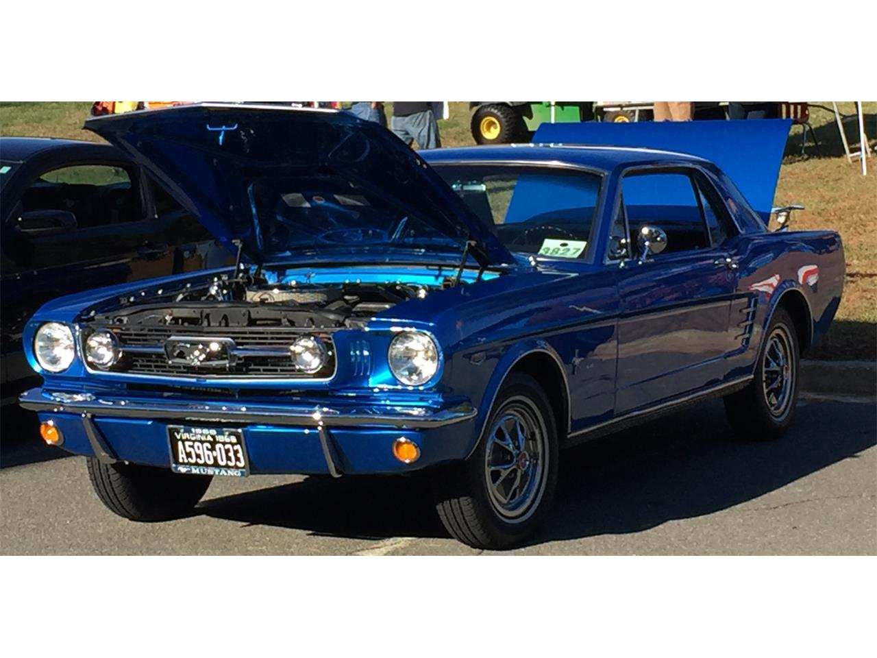 Large Picture of '66 Mustang - OSQ4