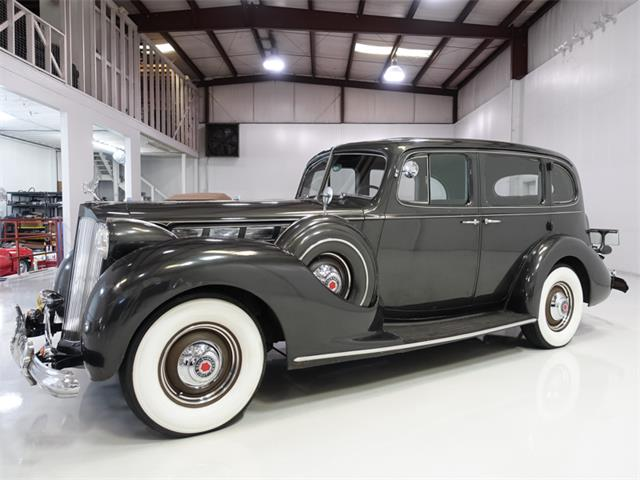Picture of Classic '38 Packard Super Eight located in Saint Louis Missouri - $36,900.00 - OSQ6