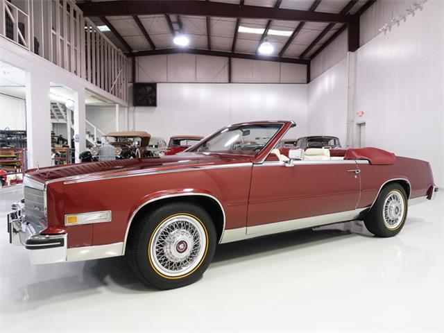 Picture of 1984 Cadillac Eldorado Biarritz Offered by  - OSQW