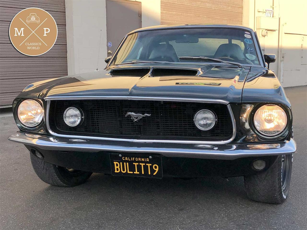 Large Picture of '68 Mustang - OSR1