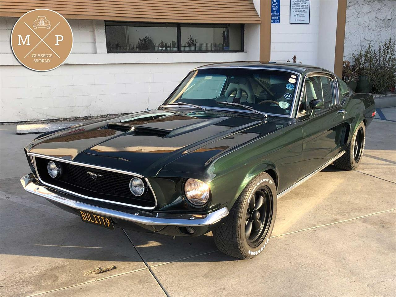1968 Ford Mustang >> For Sale 1968 Ford Mustang In Los Angeles California