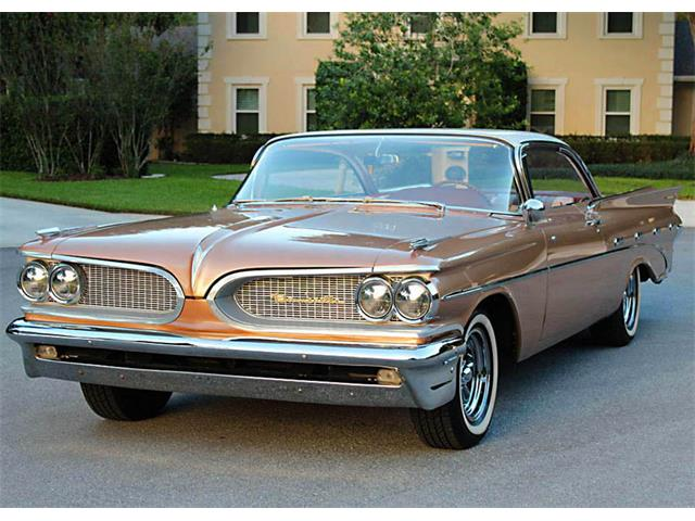 Picture of '59 Pontiac Bonneville located in Lakeland Florida - $52,500.00 - OSR2