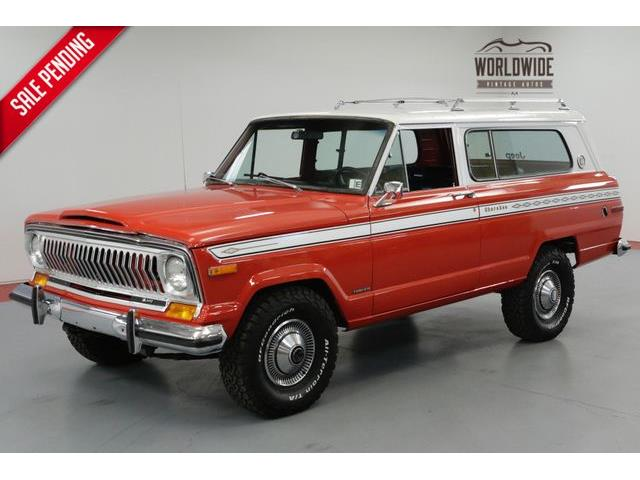 Picture of '75 Cherokee - ONVX