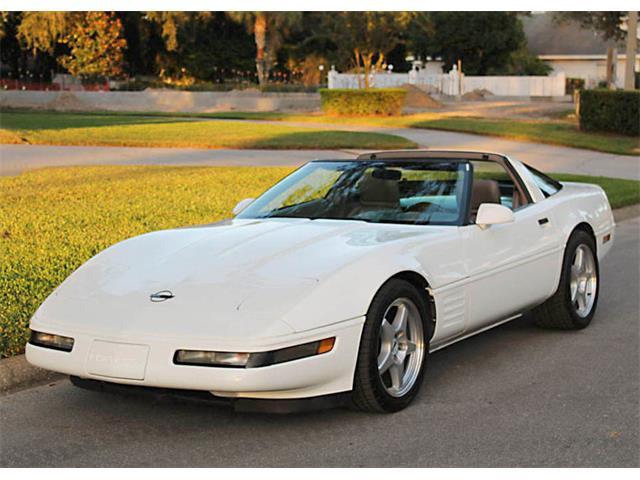 Picture of '91 Corvette - OSR6