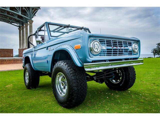 Picture of '74 Bronco - OSRA