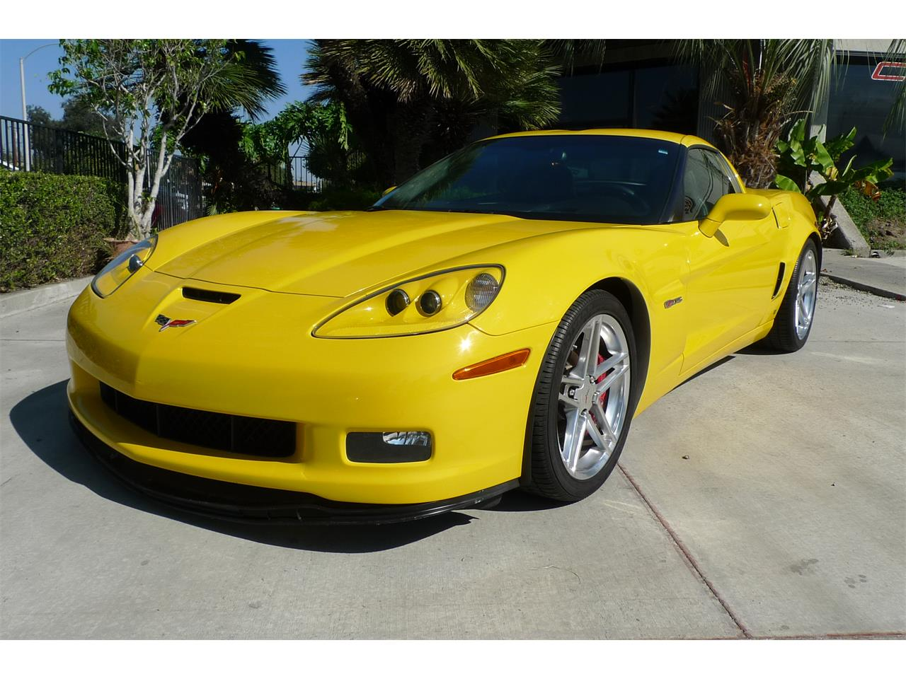 2007 Chevrolet Corvette Z06 For Sale Classiccars Com