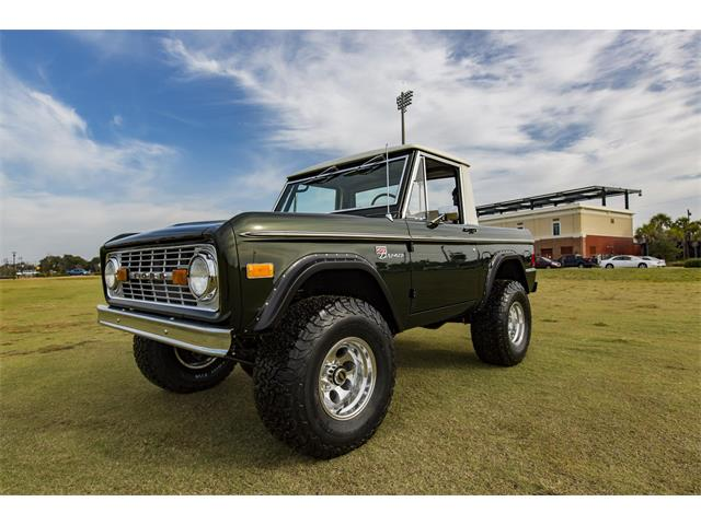 Picture of '77 Bronco - OSRK