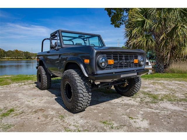 Picture of '72 Bronco - OSRV