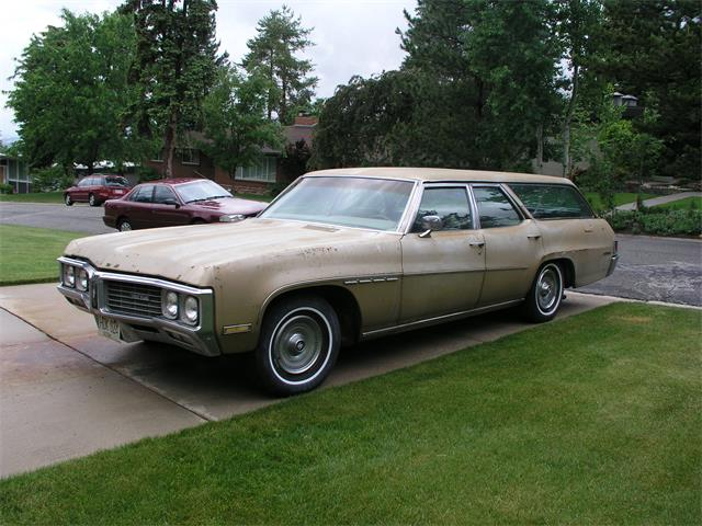 Picture of '70 Estate Wagon - OSRY