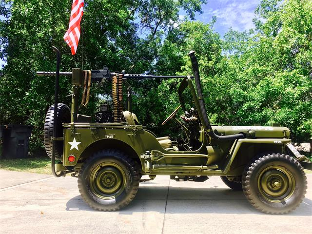 Picture of Classic '51 Jeep located in Florida Offered by a Private Seller - OSS1