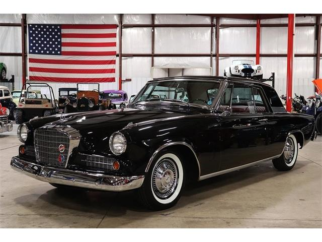 Picture of '63 Studebaker Gran Turismo located in Kentwood Michigan - OSSA