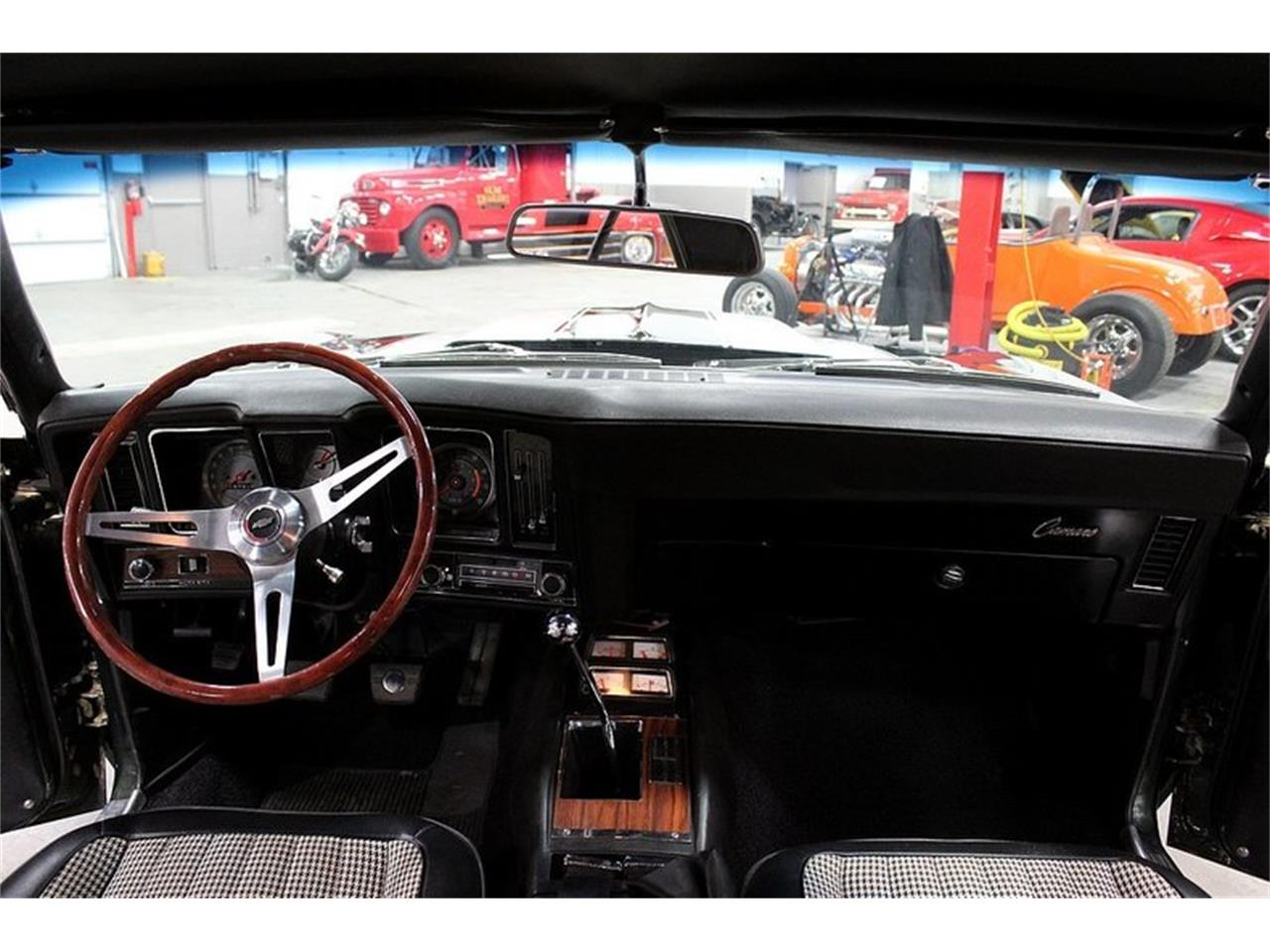 Large Picture of '69 Camaro - OSSI