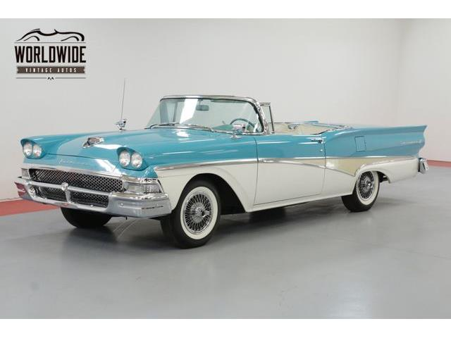 Picture of '58 Fairlane - OSSK