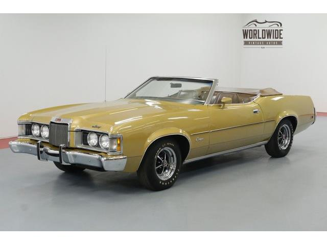 Picture of '73 Cougar XR7 - OSSL