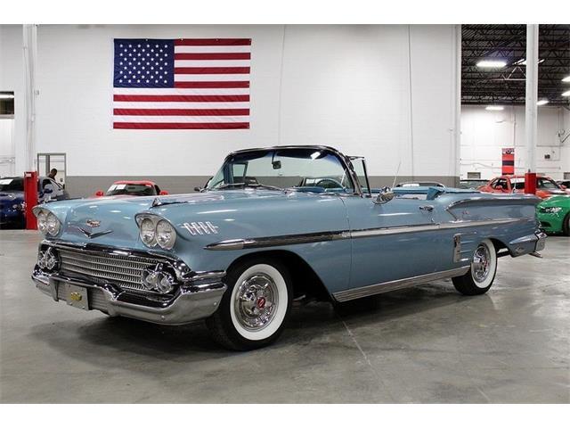 Picture of '58 Impala - OSSQ