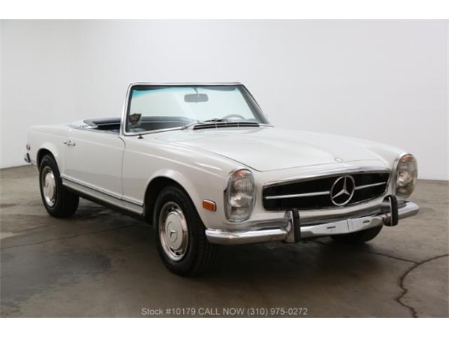 Picture of Classic 1968 Mercedes-Benz 280SL - $59,500.00 - ONW4