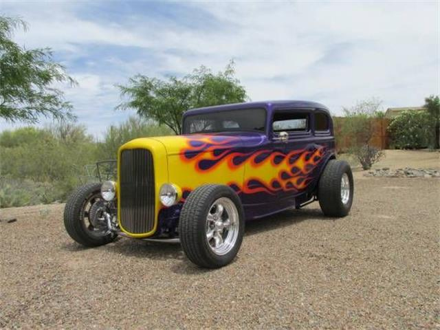 Picture of '32 Ford Victoria located in Cadillac Michigan - $50,995.00 Offered by  - OSTQ