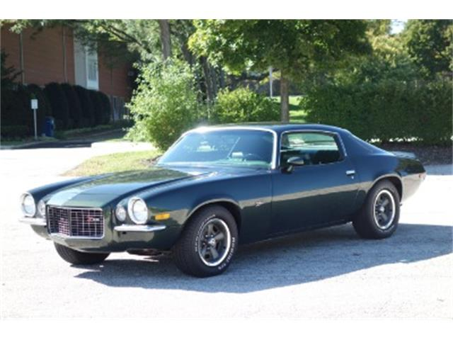 Picture of Classic 1970 Chevrolet Camaro located in Mundelein Illinois - $44,900.00 Offered by  - ONW8