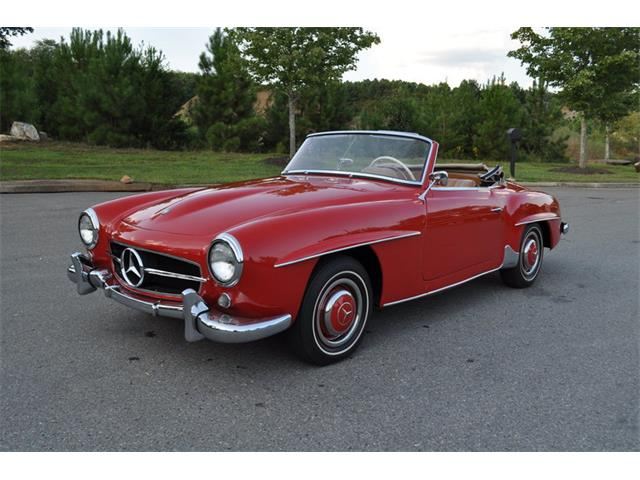 Picture of '57 190SL - ONW9