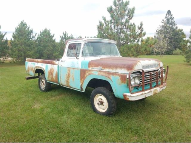 Picture of '59 F100 - OSUP
