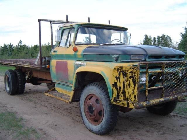 Picture of '62 Truck - OSUS