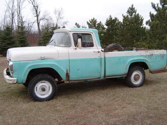 Picture of '59 F100 - OSUW
