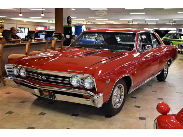 Picture of Classic '67 Chevrolet Chevelle - OSVN
