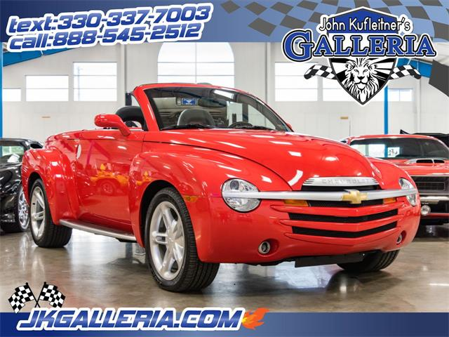 Picture of 2003 Chevrolet SSR located in Ohio - $28,900.00 Offered by  - OSWD