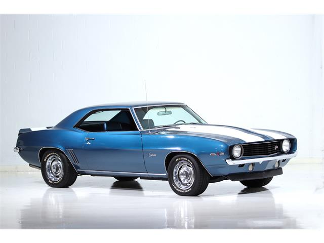 Picture of Classic '69 Camaro - $69,900.00 Offered by  - OSWN
