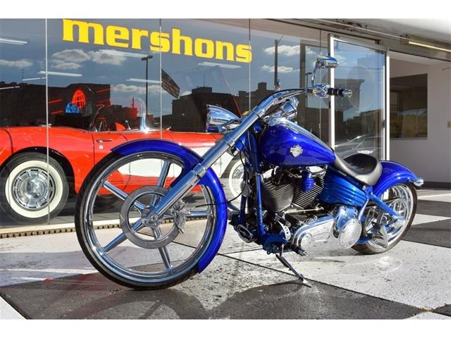 Picture of '08 Softail - OSXD