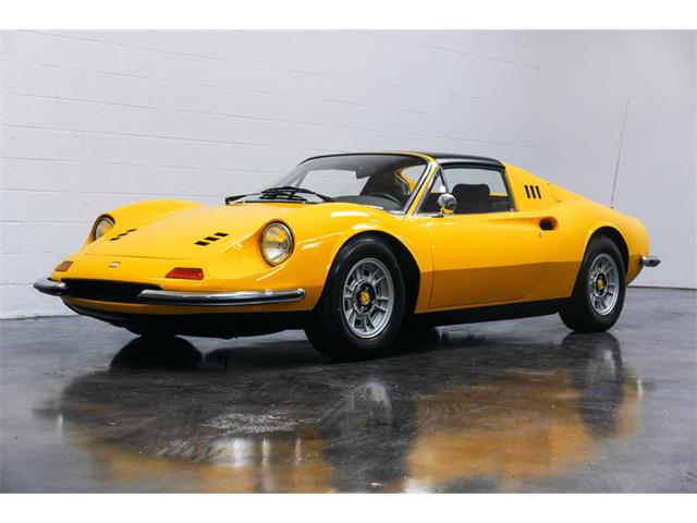 Picture of Classic '73 Ferrari Dino Auction Vehicle Offered by  - OSYE