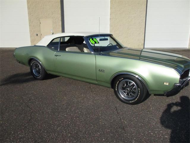 Picture of Classic '69 Oldsmobile 442 Offered by  - OSYR