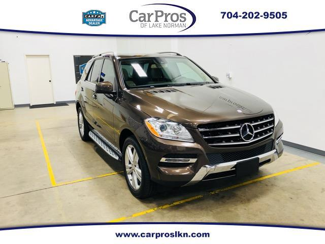Picture of '14 Mercedes-Benz M Class located in North Carolina Offered by  - OSYY