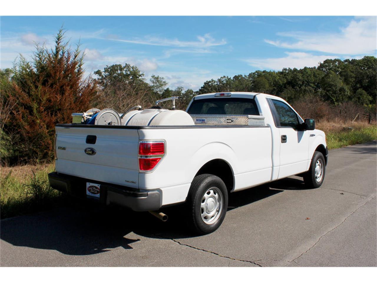 Large Picture of '12 Ford F150 located in Tennessee Offered by Smoky Mountain Traders - ONWQ