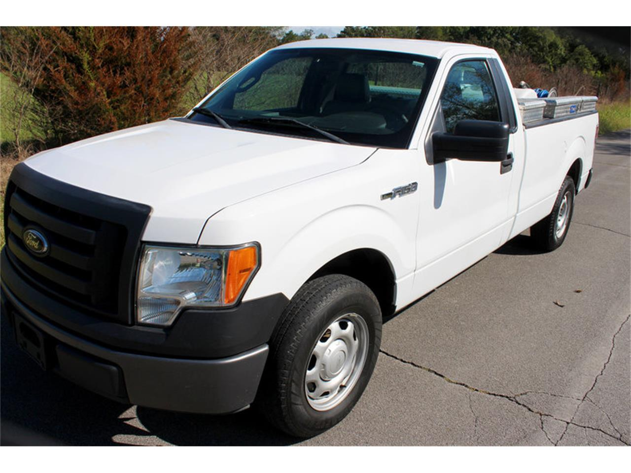 Large Picture of '12 Ford F150 located in Tennessee - ONWQ