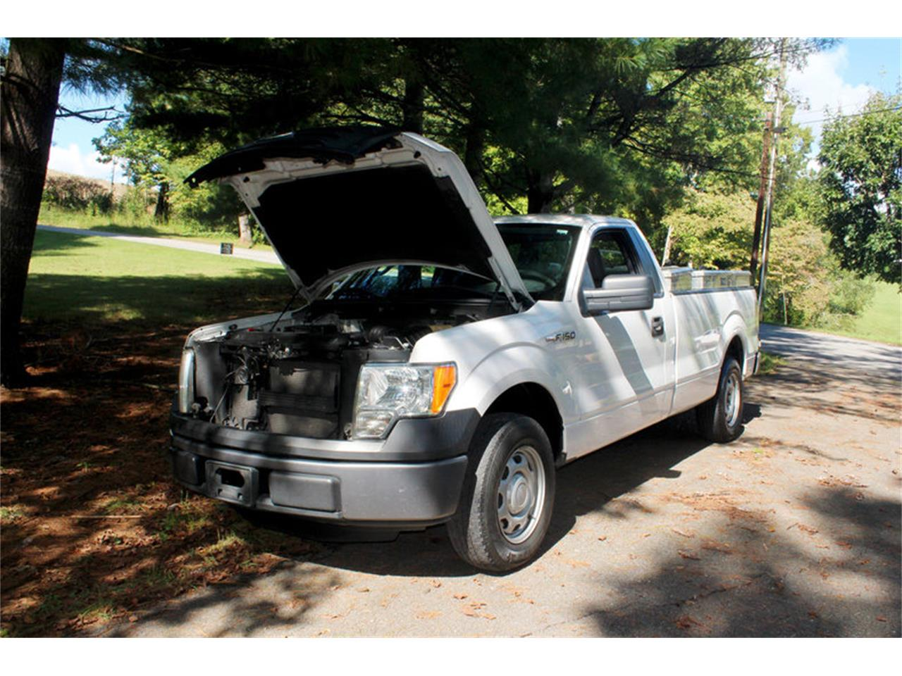 Large Picture of '12 F150 located in Tennessee - ONWQ