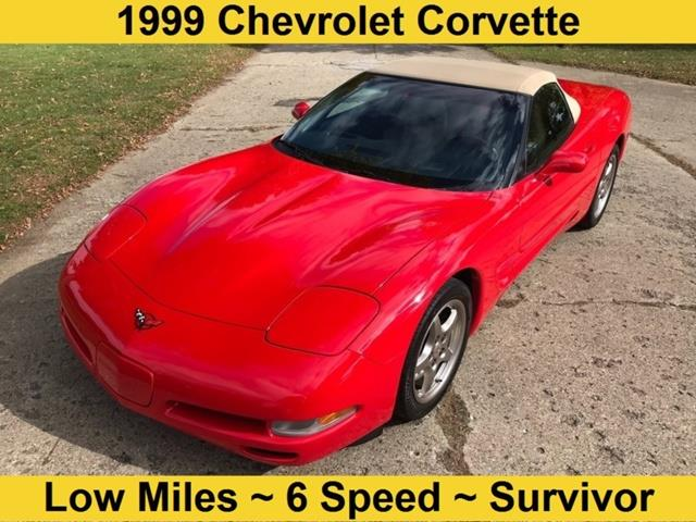 Picture of '99 Corvette - OSZE