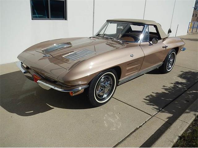 Picture of Classic '63 Corvette located in Illinois - OSZG