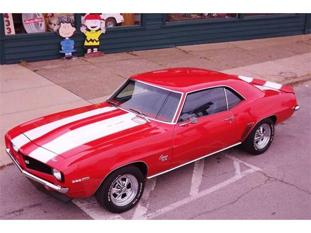 Picture of 1969 Camaro - $39,900.00 Offered by  - OSZI