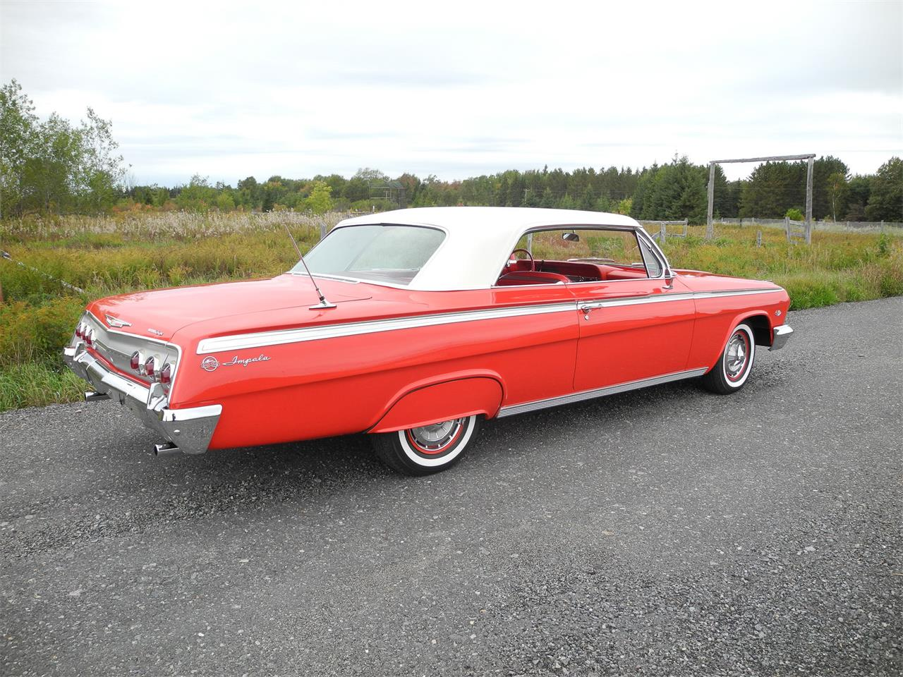 Large Picture of '62 Impala SS - OT0S