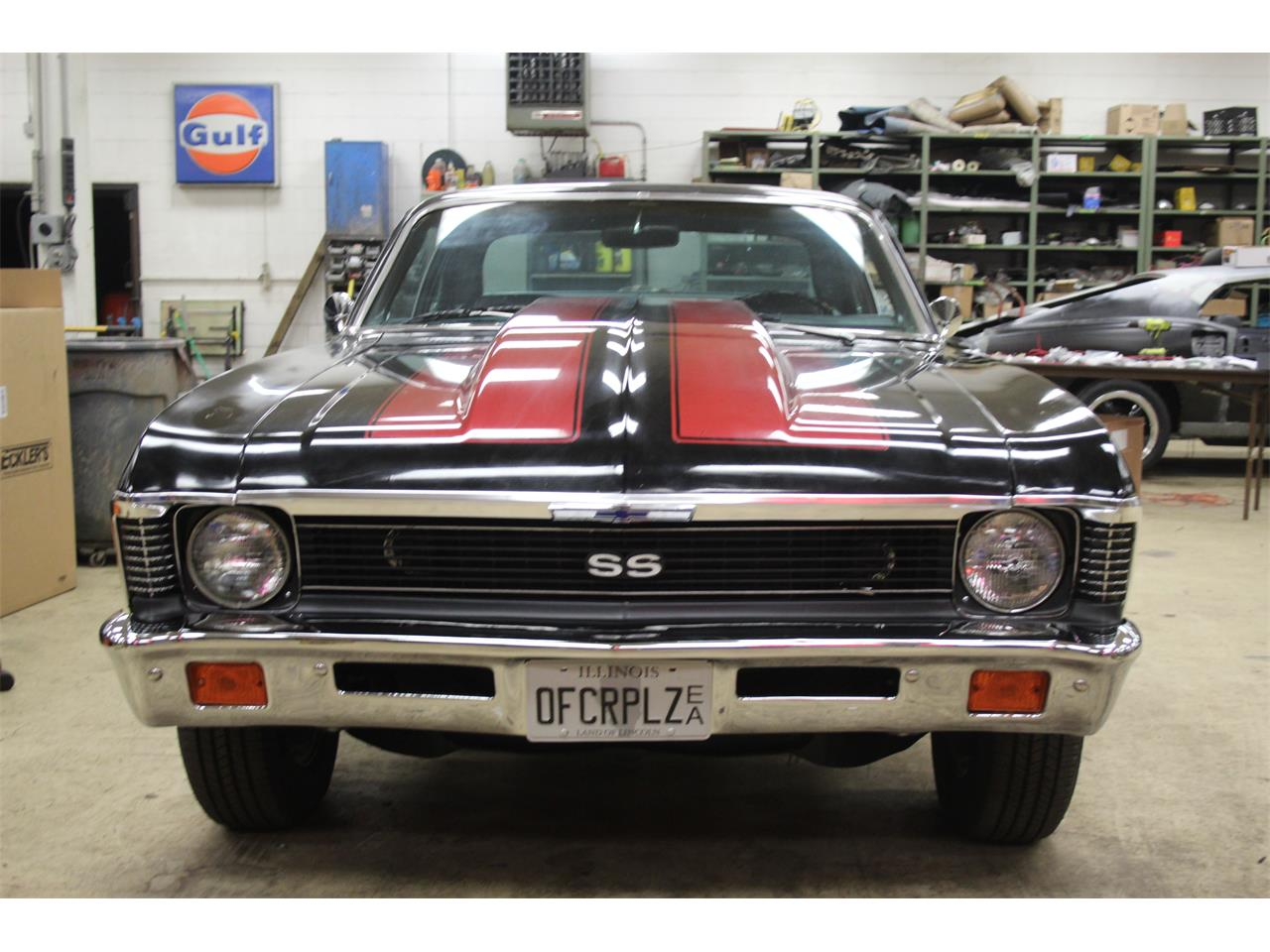 Large Picture of '72 Chevrolet Nova located in lake zurich Illinois - OT0W