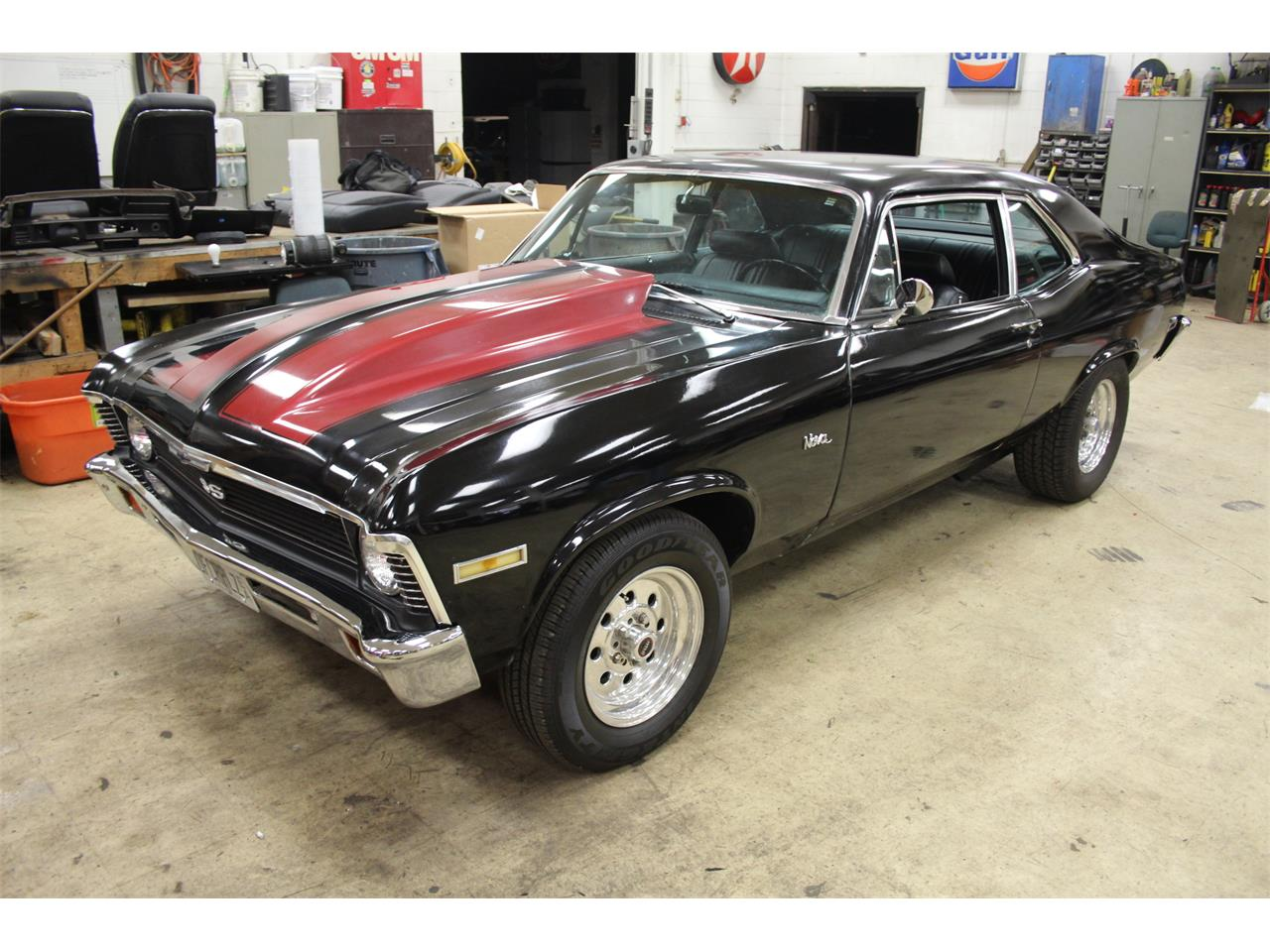 Large Picture of 1972 Nova - $17,900.00 Offered by Midwest Muscle Cars - OT0W